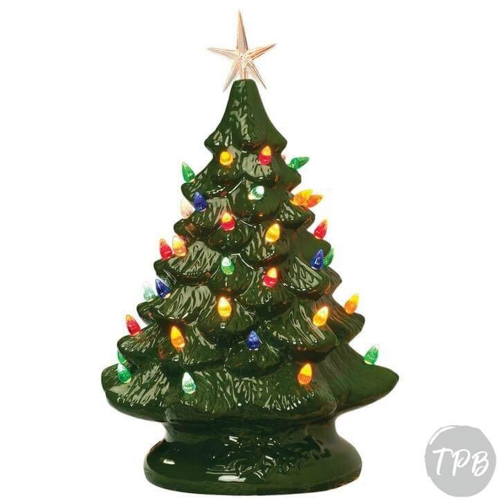 Ceramic Christmas Trees Pre Order The Painting Broad Studio
